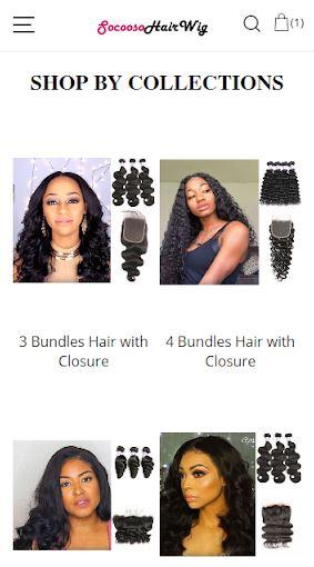 Human Hair Wig Wholesale App - SocoosoHairWig