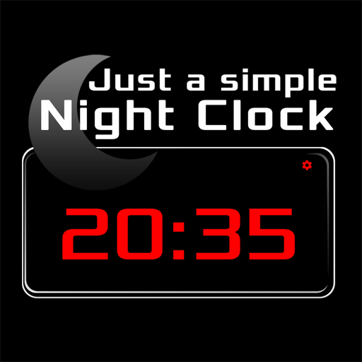 Just a simple night clock