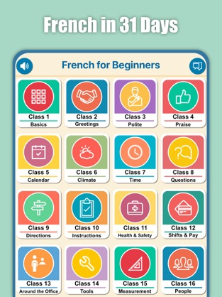 Learn French for Beginners