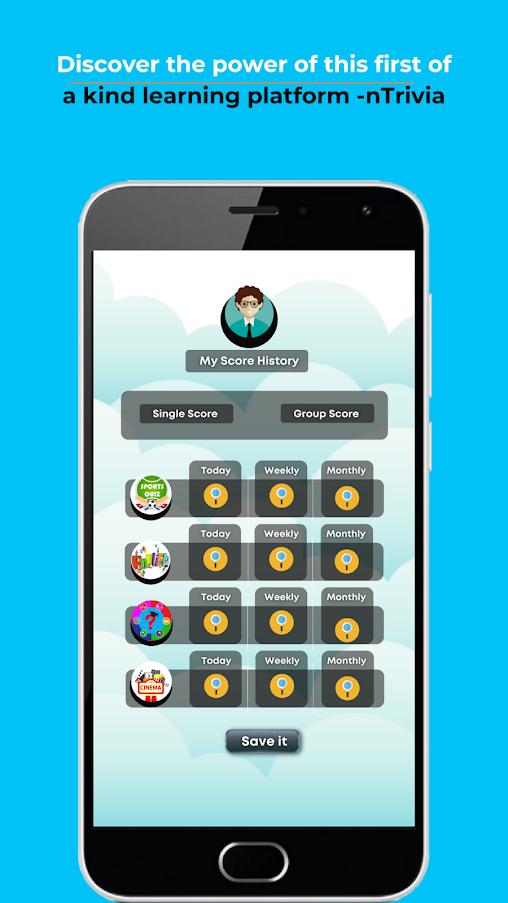 nTRIVIA : Online Multiplayer Trivia Quiz