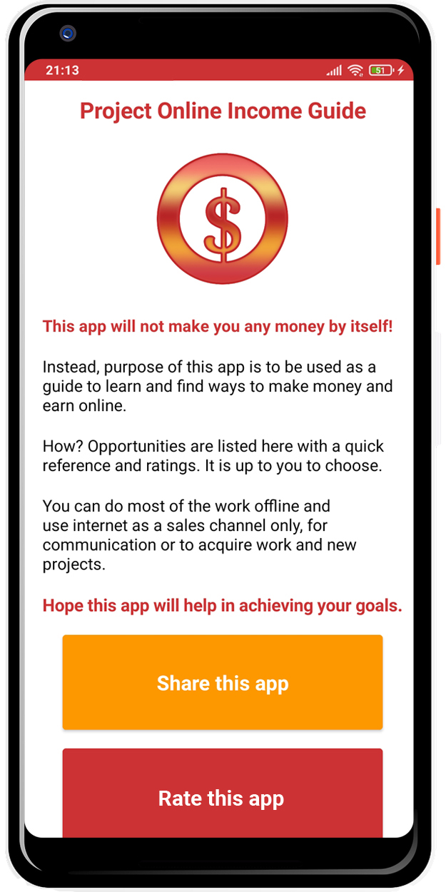 Project Online Income Guide