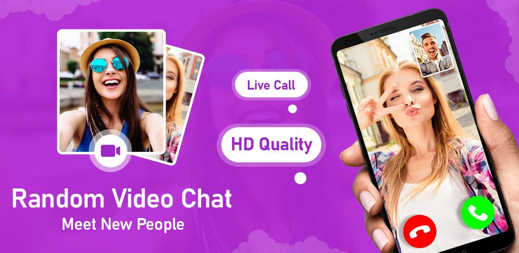 Random Video Call - Talk & Chat