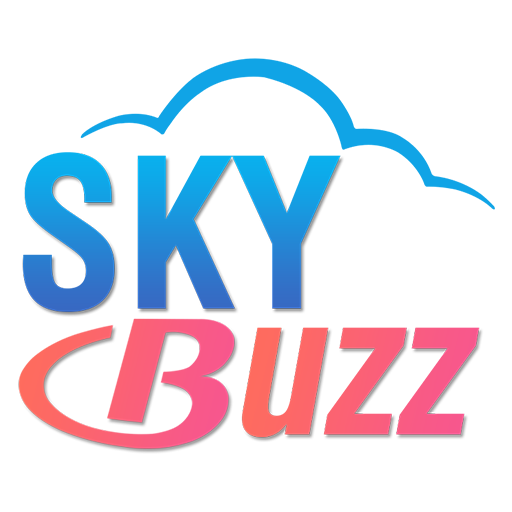 SkyBuzz – Add Logo, Free Motivational Image/Videos