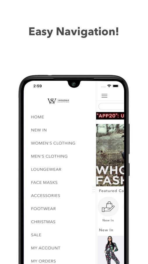 Wholesale Shopping B2B Traders