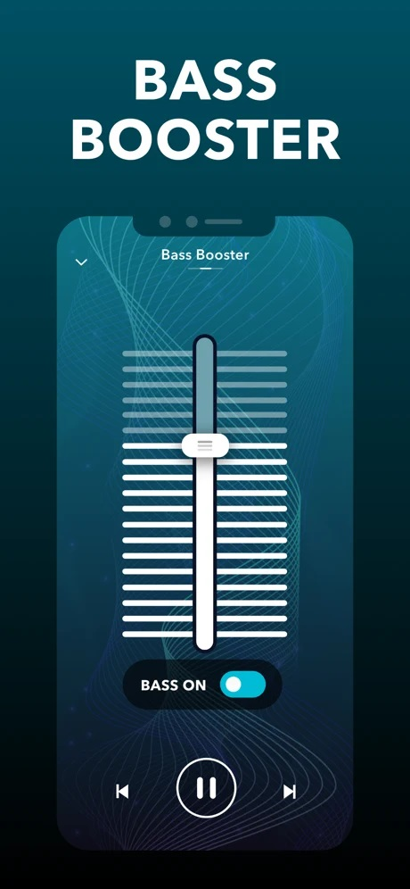 Equalizer Fx: Bass Booster Ap‪p‬