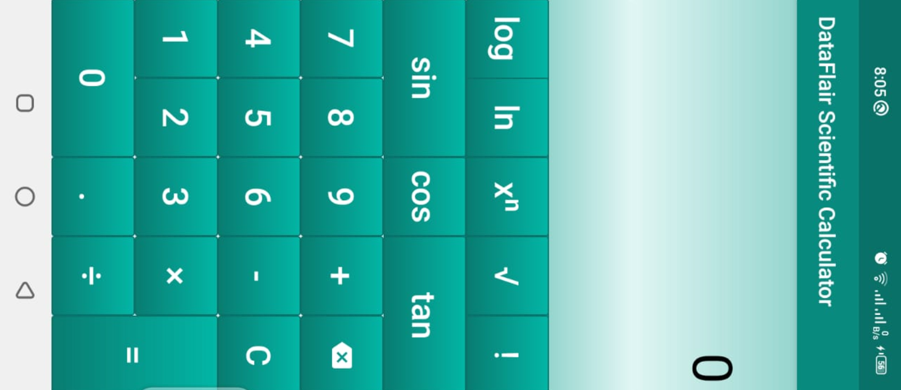 Golf Scientific Calculator