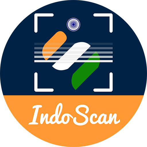 Indoscan: Free Document scanner & PDF Creator App