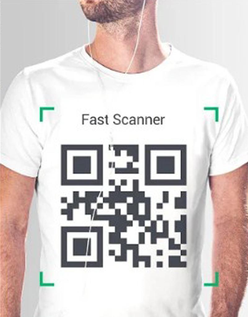 QR Code Scanner - Barcode Scanner - QR Code Reader