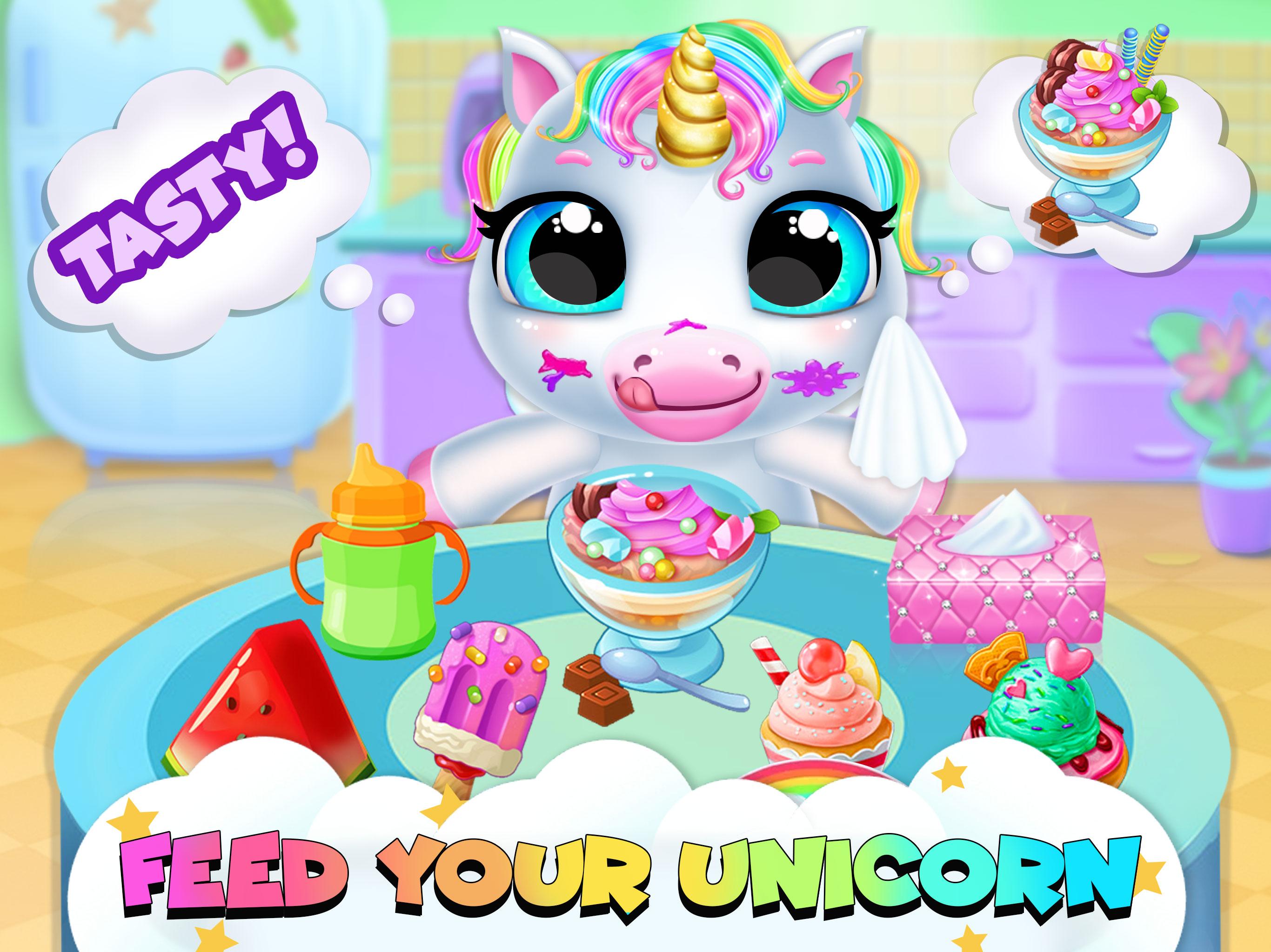 Unicorn Games