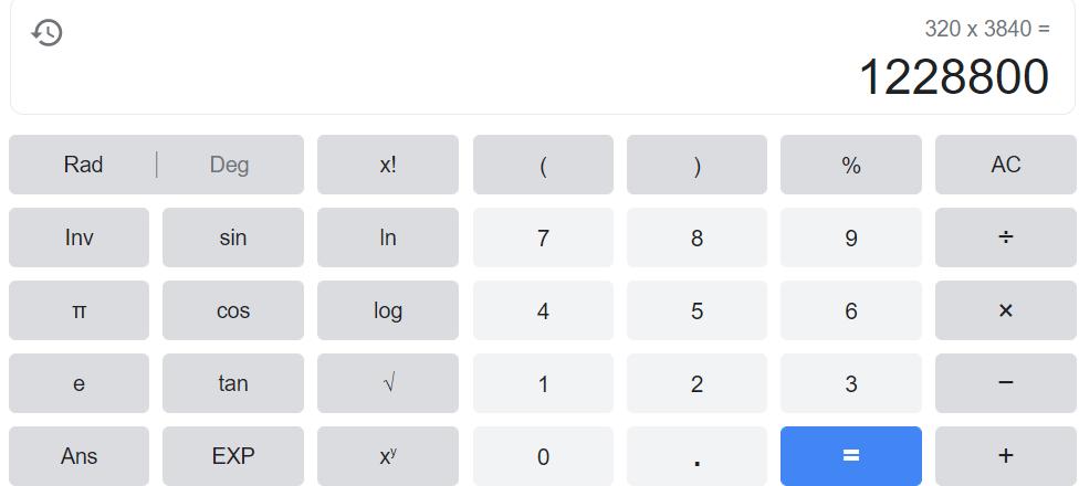 fantaserye Calculator