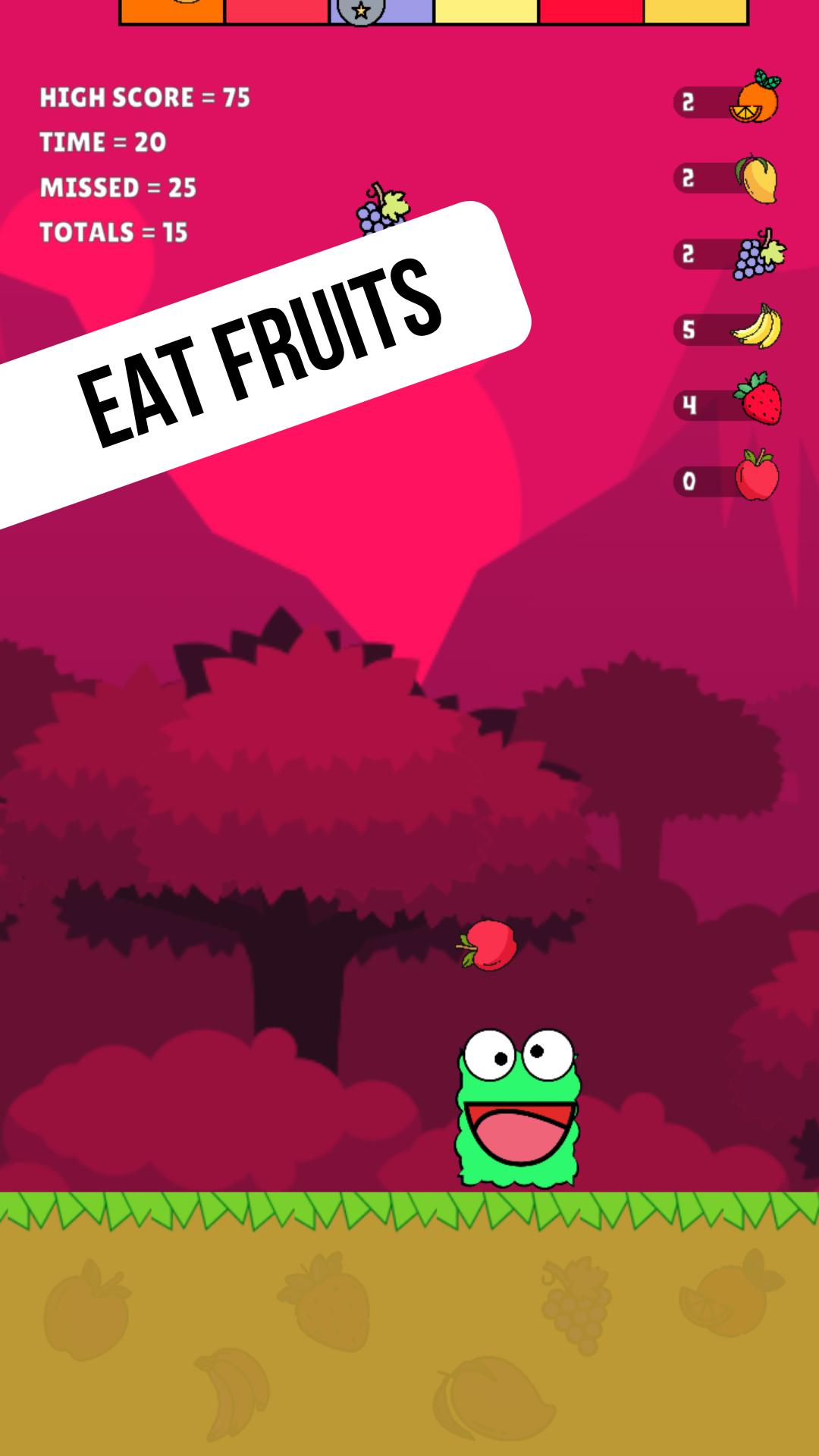 Fruitsdump - A Simple Hyper Casual Game