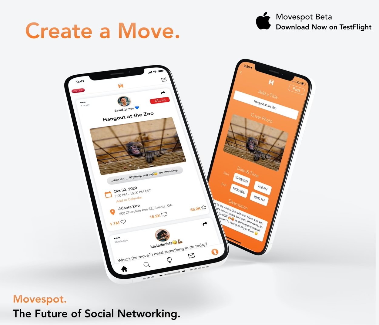 Movespot - BETA