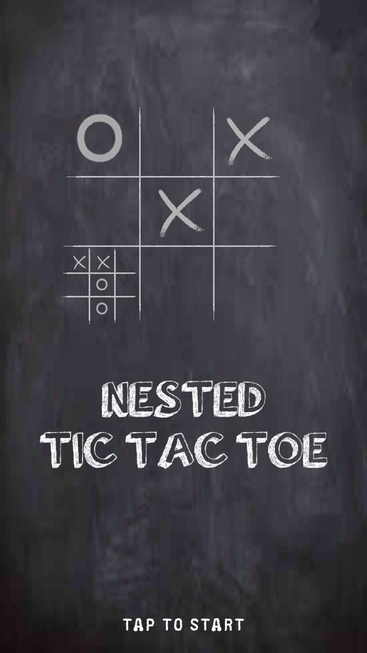 Nested Tic-Tac-Toe