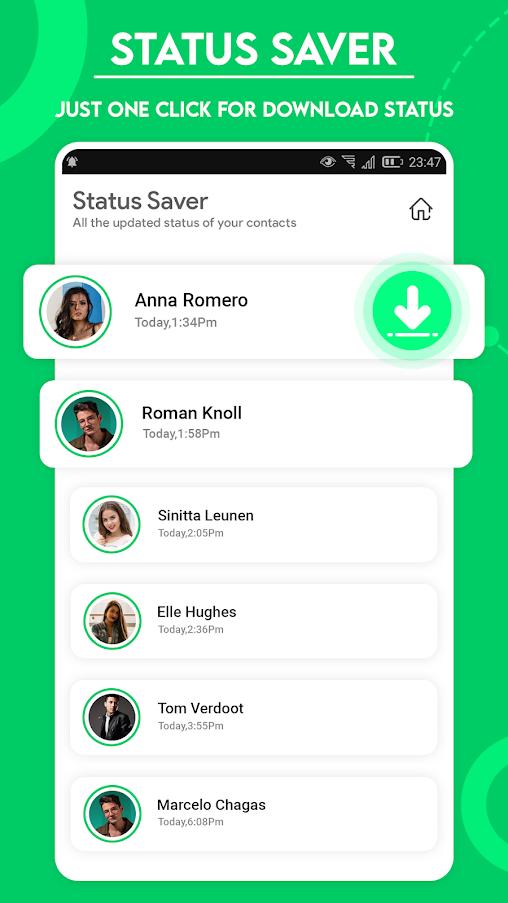 New Status Saver App 2021