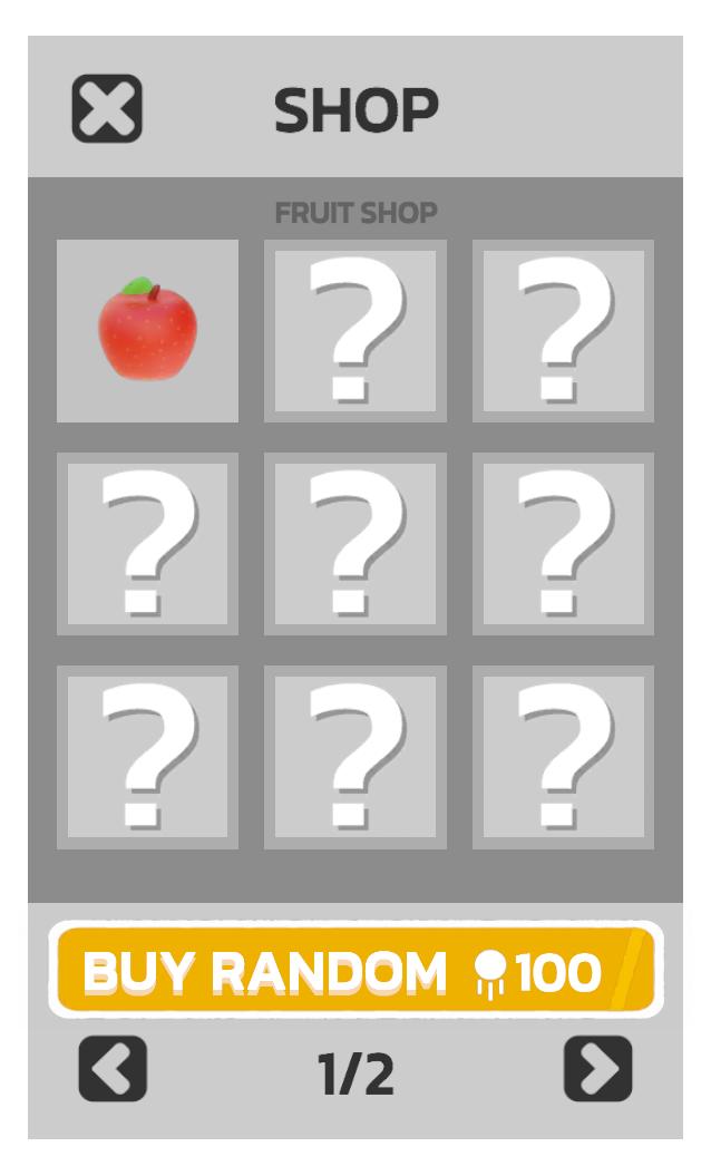 Rocket Fruit - Boost through platforms