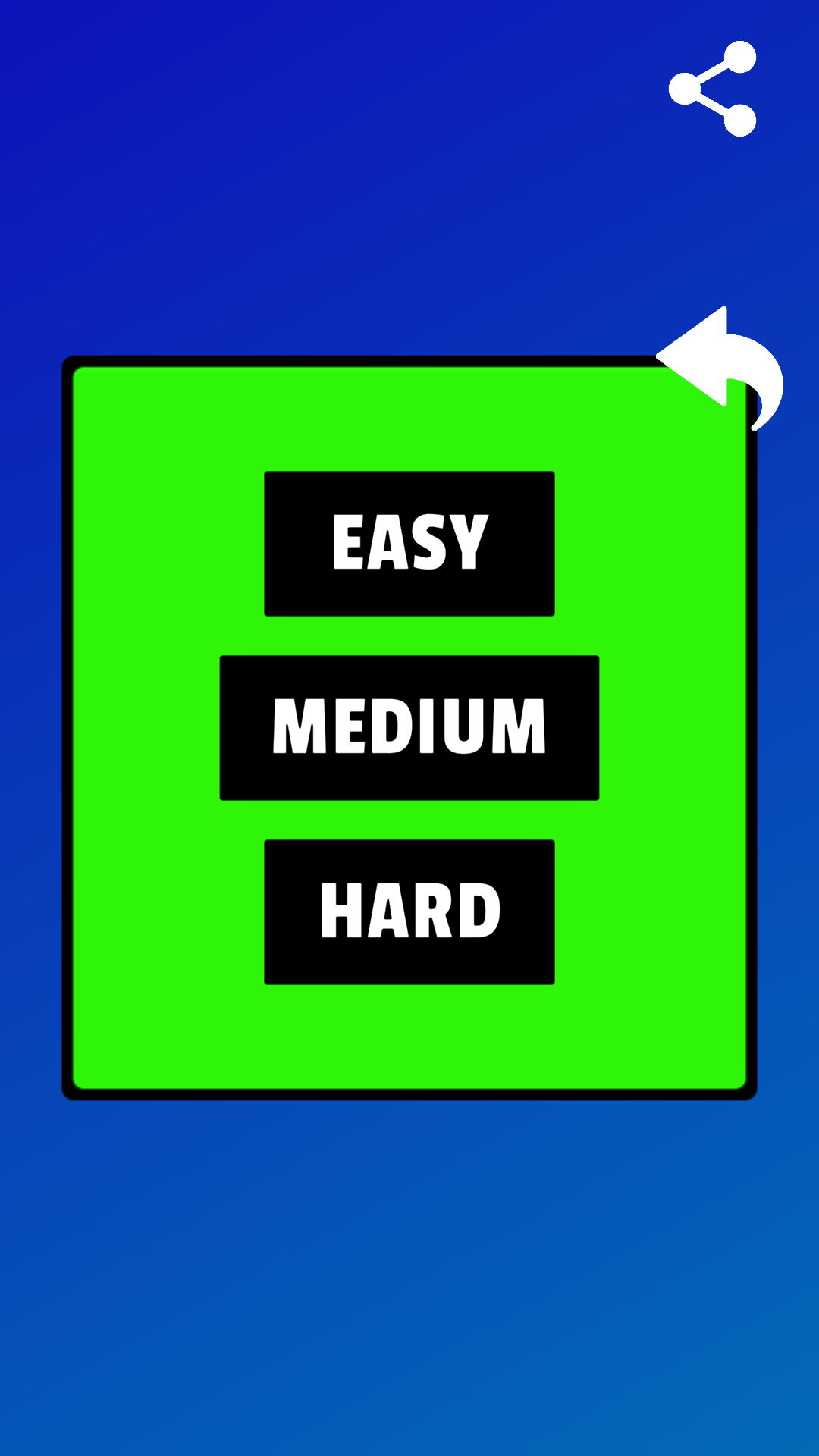 Tensity - A Simple Puzzle Game For Adults