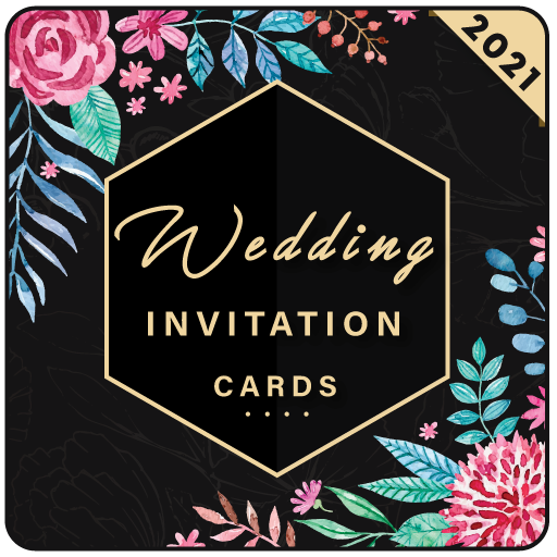 Wedding card invitation maker : greeting card rsvp