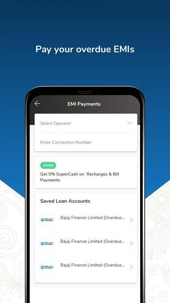 Bajaj Finserv Wallet: EMI Card, Loans, Recharges