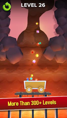 Gold Mining - Mining Games Free