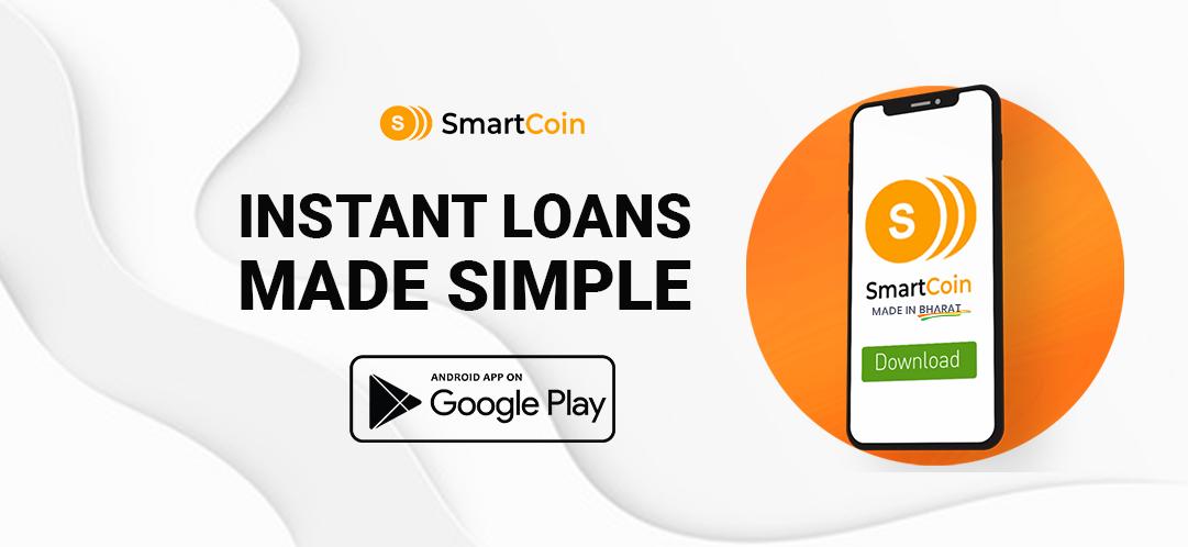 Instant Personal Loan App, Quick Loan - SmartCoin