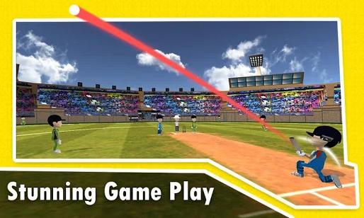 Live Cricket Battle 3D: Online Cricket Games