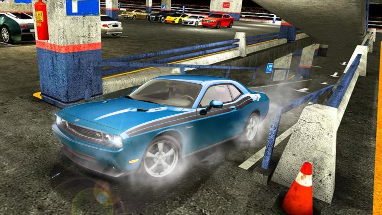 Luxury Car Parking Games