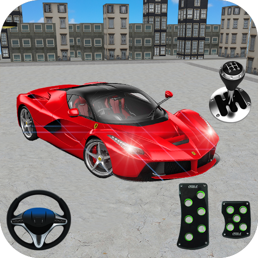 Luxury Car Parking Games