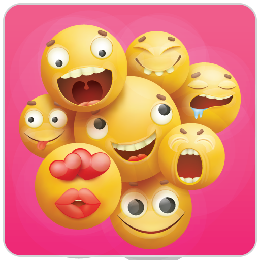 New Latest Emoji Sticker for Androd Apps
