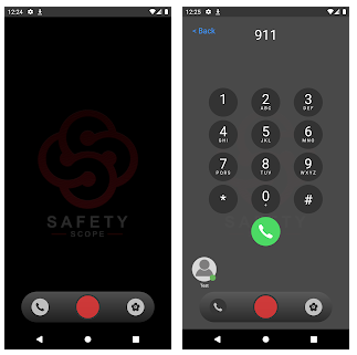 SafetyScope : Family Personal Safety & Security