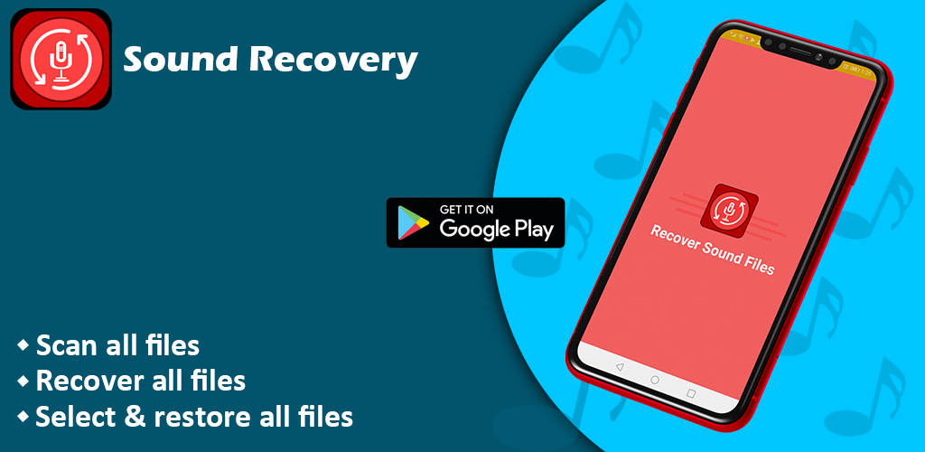 Sound Recovery App