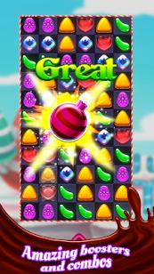 Sugar Candy Mania – Match 3 Games