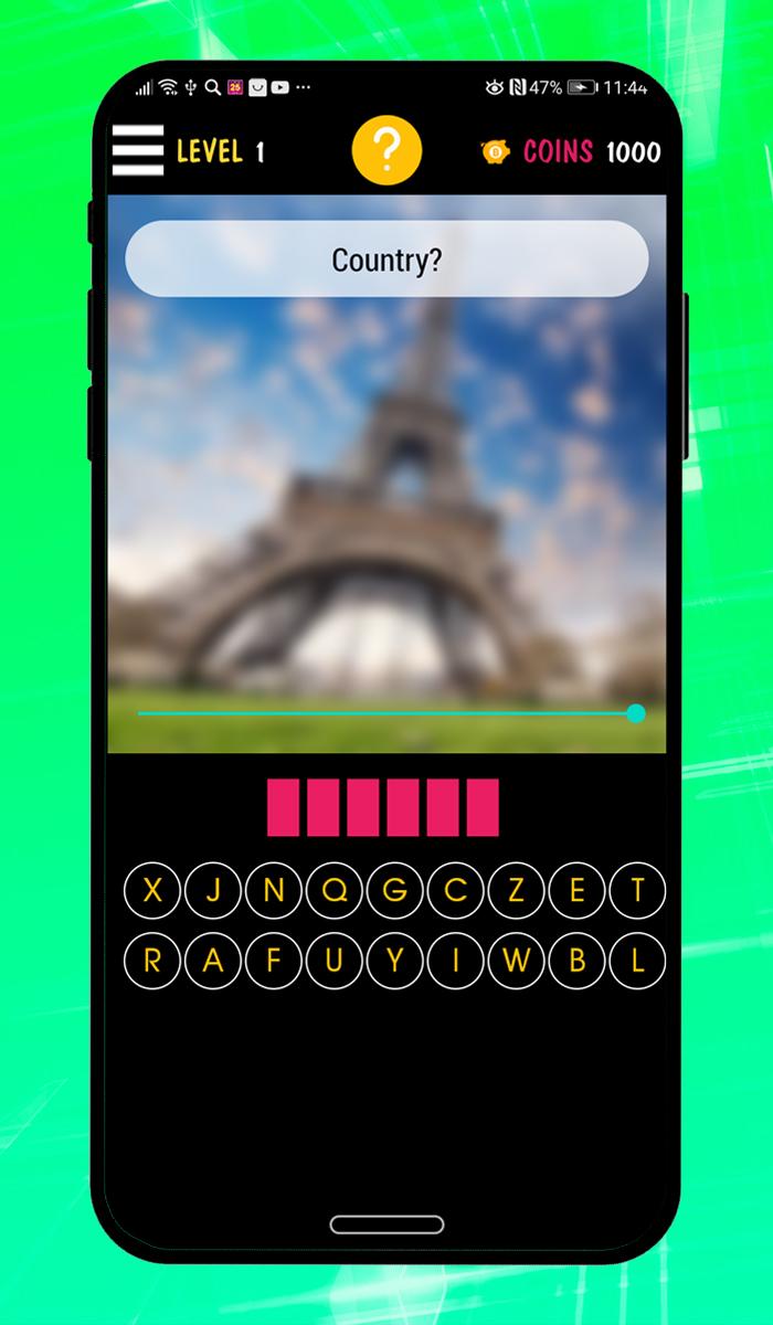 Around the World - Quiz