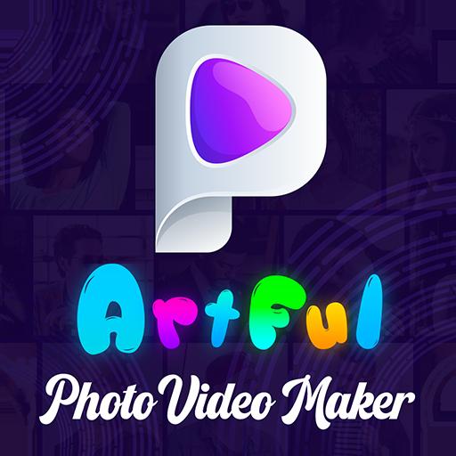 Artful: photo video maker