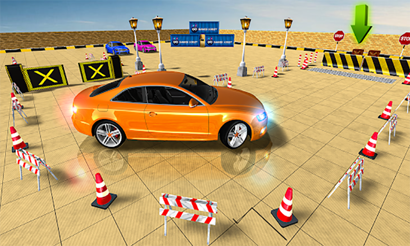 Crazy Car Parking: Free Car Parking Games 2021