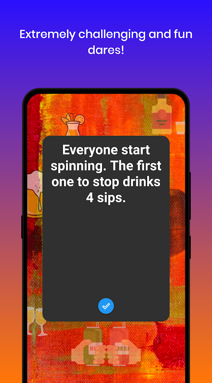 Drinkster - Buzzed Drinking Game