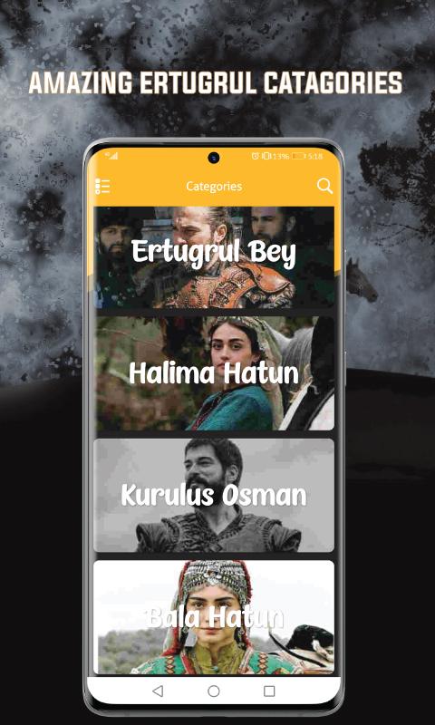 Ertugrul Ghazi & Kurulus Osman Wallpapers