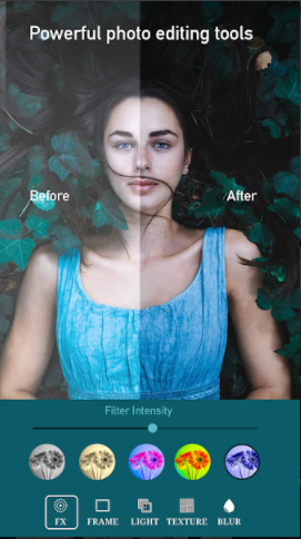 Photo Editor: Pics, Filters & Glitter Effects