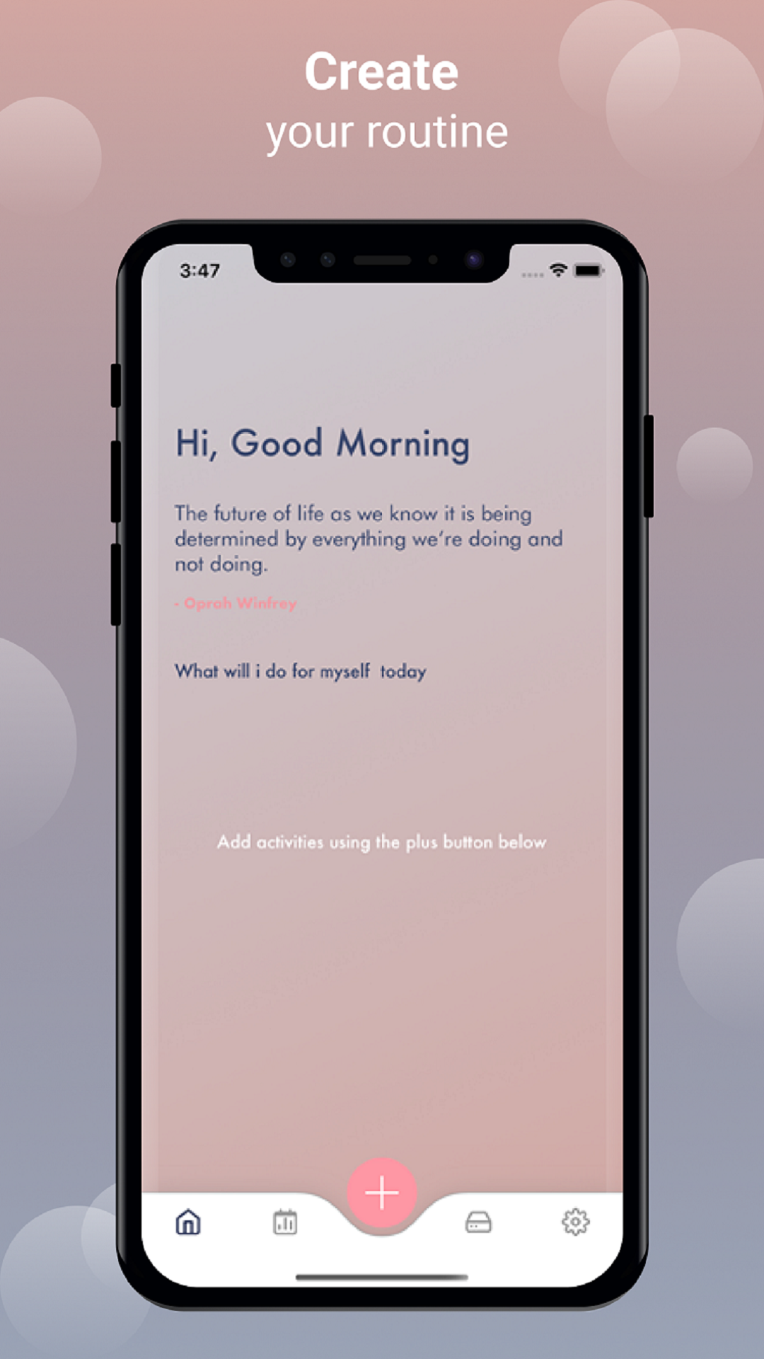 Rest Daily App