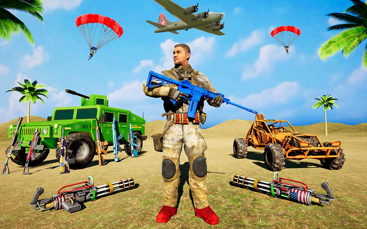 Anti Terrorist Super Hero: WW2 Action War Zones