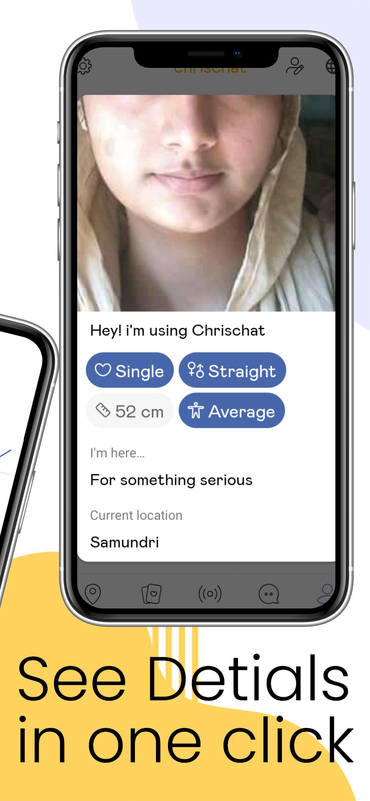 Chrischat - Free Dating App