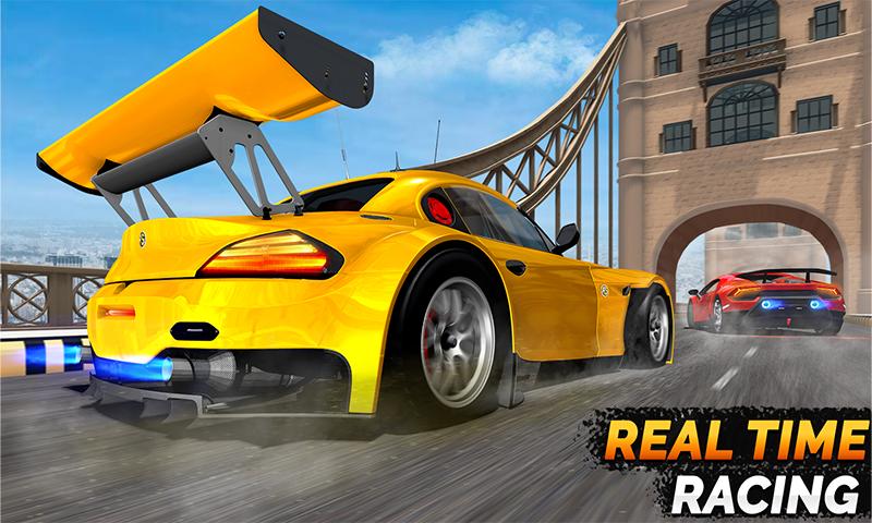 Fast Car Racing