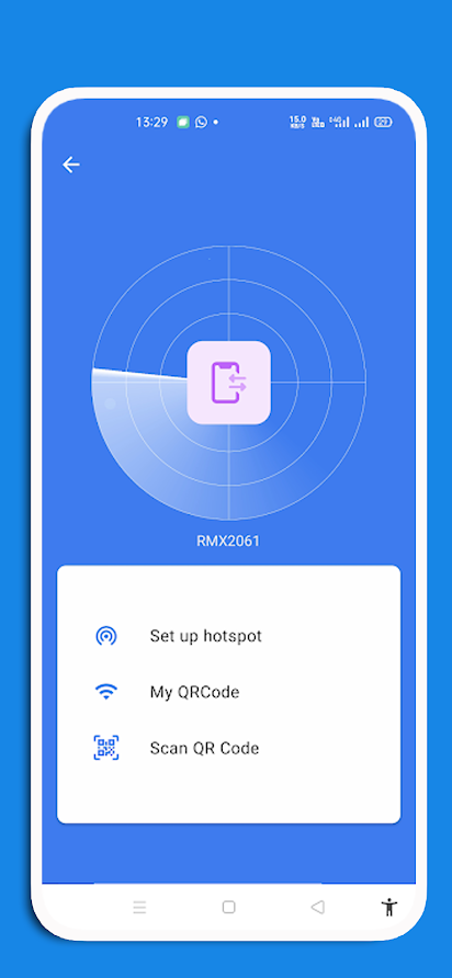 File Transfer and Sharing App