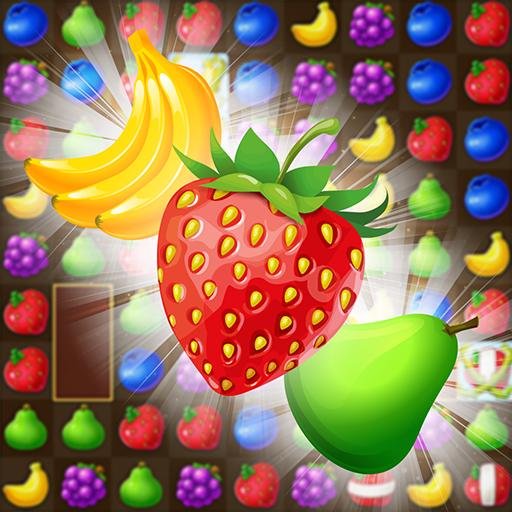 Fruits Garden Mania - Match 3
