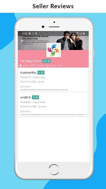 Nautica Magento 2 Marketplace Mobile App