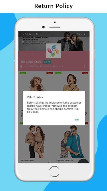 Nautica PrestaShop Marketplace Mobile App