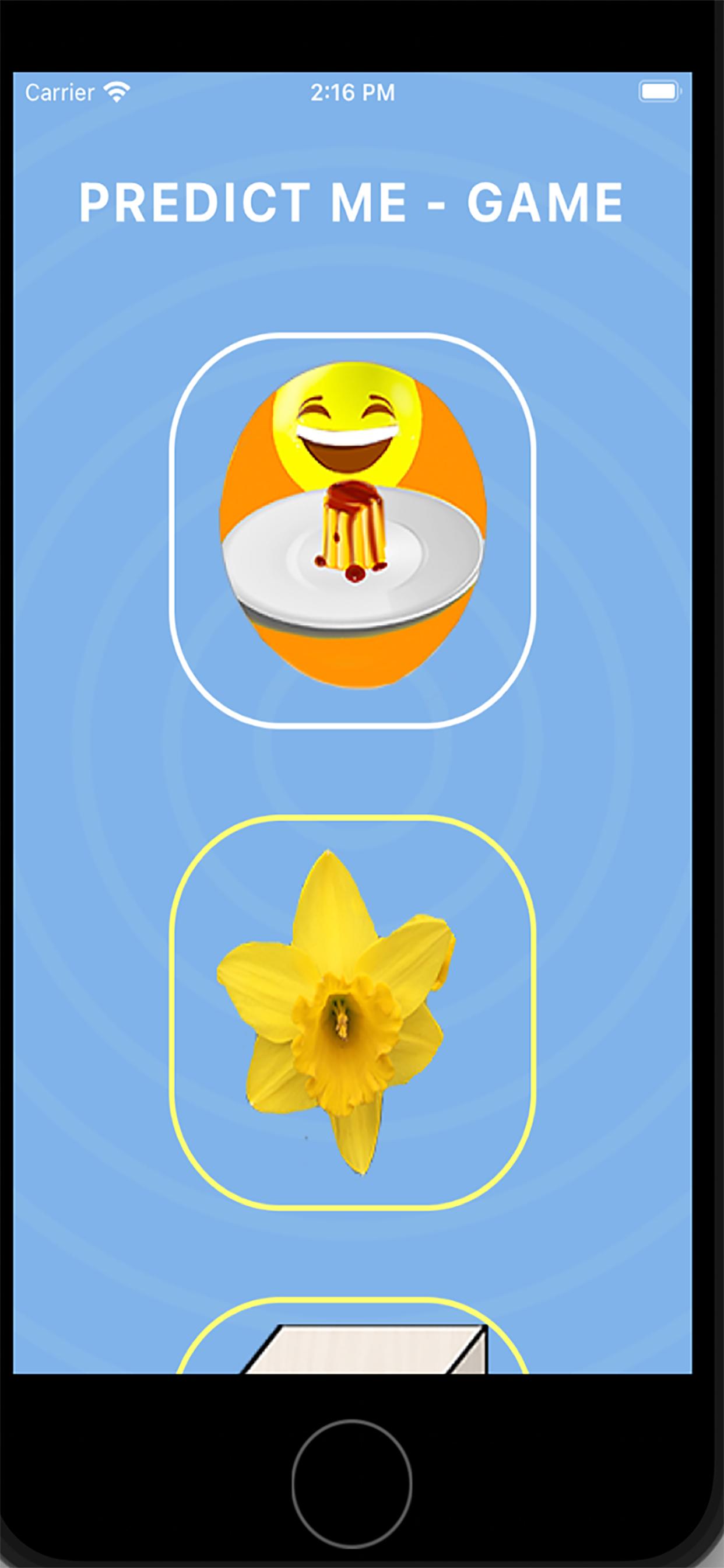 Predict Me - App