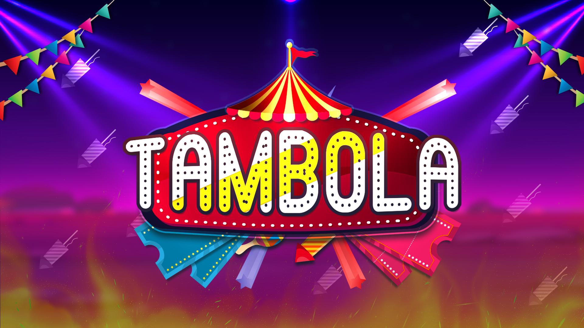 Tambola Housie - 90 Big Balls Bingo