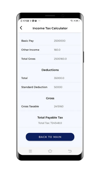 Emily : Income Tax & EMI Calculator