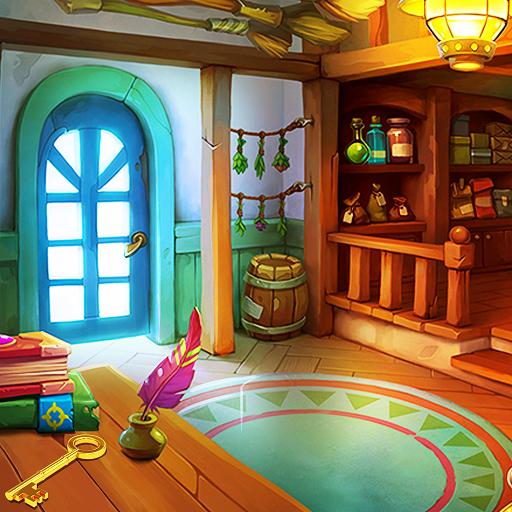 Escape Room Mystery Adventure - Enchanting Tales
