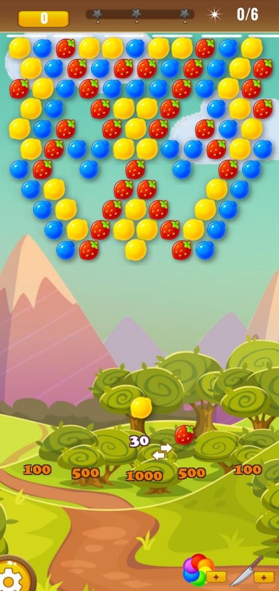 Fruit Popper